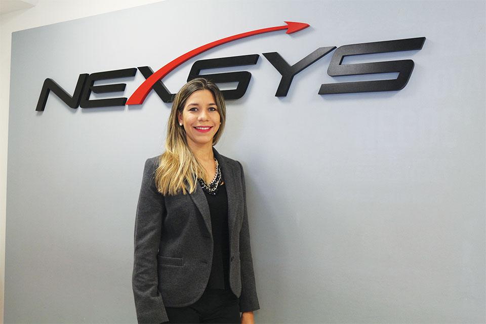 Cynthia Nuñez, Product Manager de Symantec en Nexsys
