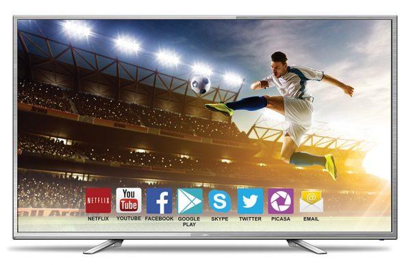 "JVC Smart TV dLED FULLHD 55"""