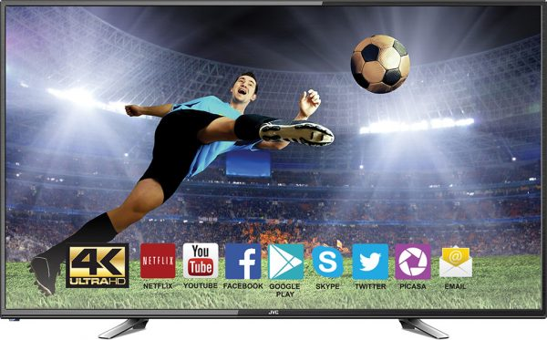 "Smart TV 55"" 4k ULTRAHD"