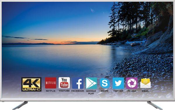 "Smart TV 75"" 4k ULTRAHD"
