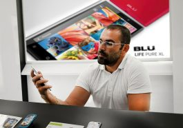 Samuel Ohev-zion CEO de BLU