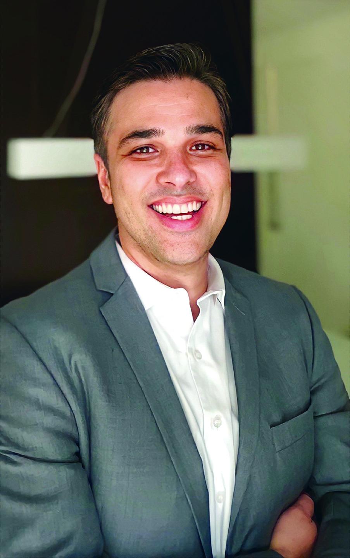Rodolfo Roim,  Director de Microsoft Business  América Latina