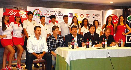 Asuncion Golf Club Sudamericano Juvenil de Golf