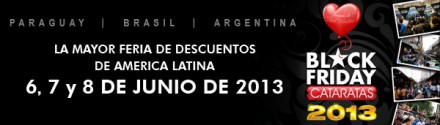 Black Friday 2013 Cataratas Paraguay Brasil Argentina