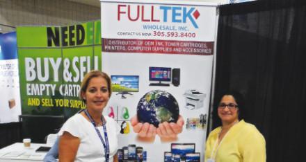 Fulltek presente  en ITEX SHOW 2015