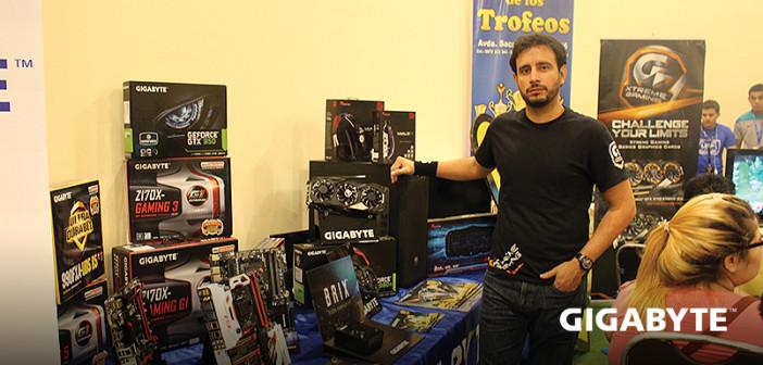 Jeremías Labardén, Argentina Manager Bussines Gaming Unit de Gigabyte