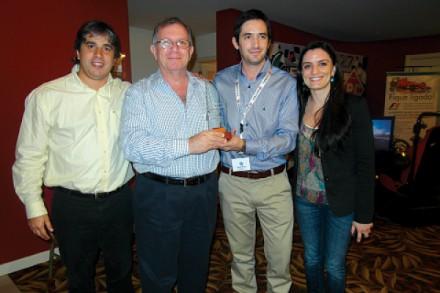 Latintour CDE 2012
