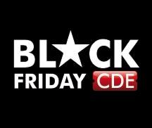 Logo Black Friday CDE