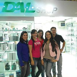 Michel Otazu Dal Shop Groupo MTT