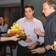 Nexsys de paraguay  premio a los canales SMB de Microsoft