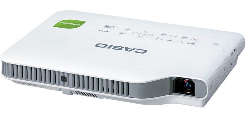 Proyector Casio Linea Green Slim GS-WXGA_L