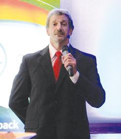 Raúl Descalzo, Gerente General de Adistec en Paraguay