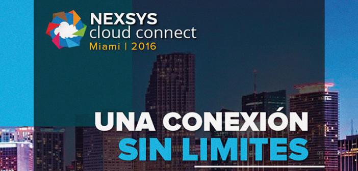 Se organiza el primer Nexsys Cloud Connect