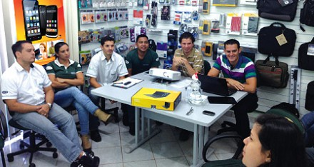 Airis Fastrax Paraguay Carlo Marcos Juan Carlos Santacruz