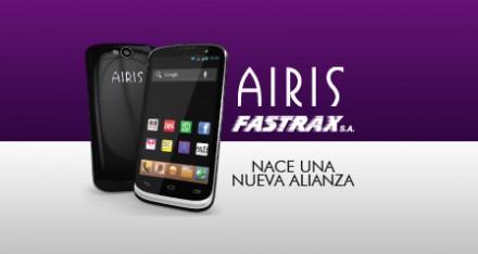 airis fastrax paraguay